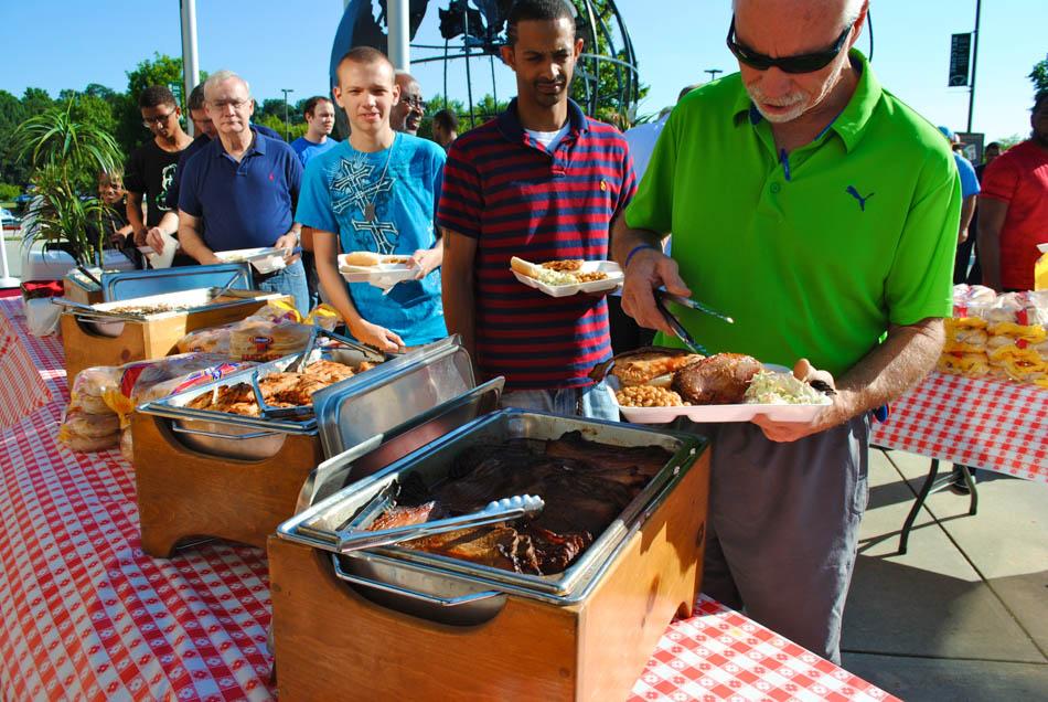 Atlanta Bbq Picnic Catering