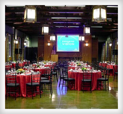Atlanta event venues for catered weddings corporate events social